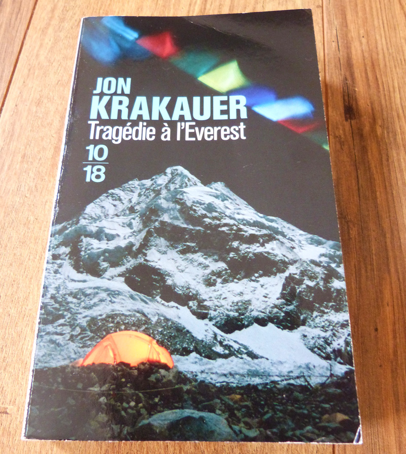 Tragedie à l'Everest - Jon Krakauer