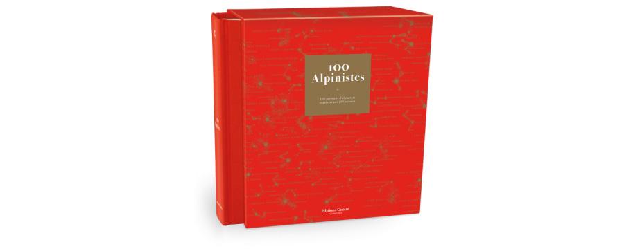 """100 Alpinistes"" aux éditions guérin"