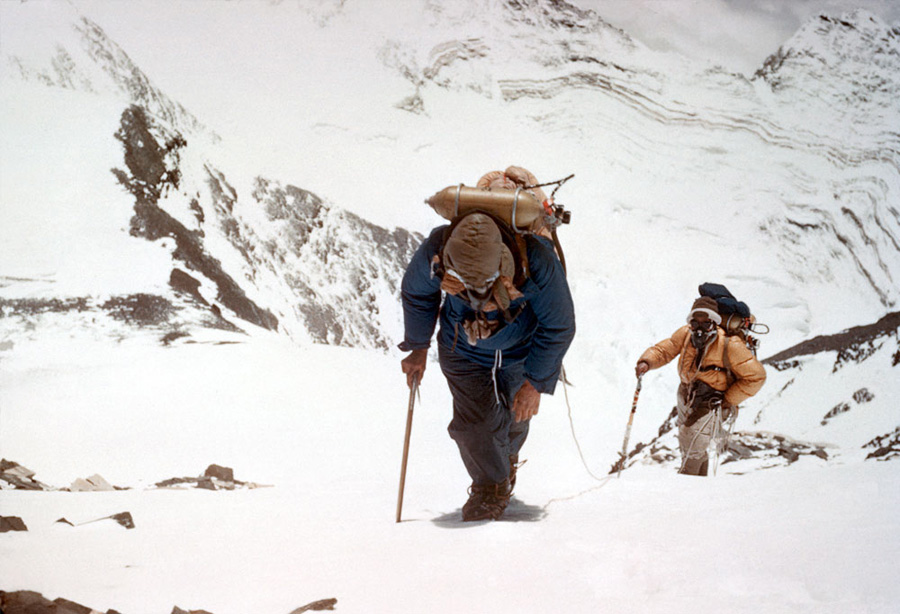 Hillary et Tenzing - Alfred Gregory