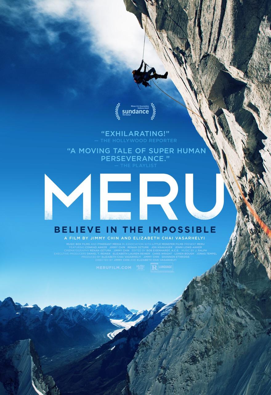 Affiche du film Meru
