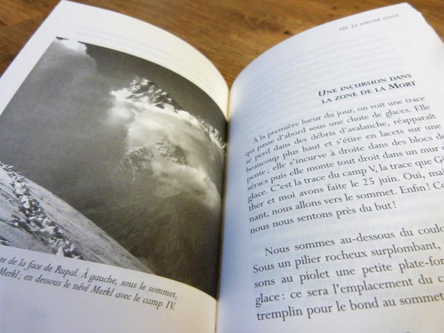La montagne nue - Reinhold Messner