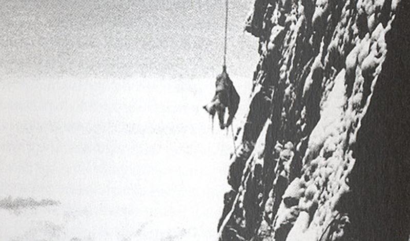 Toni Kurz - Eiger 1936