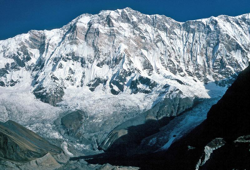 La face sud de l'Annapurna