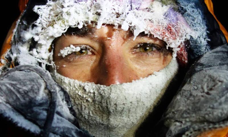 Elisabeth Revol - Nanga Parbat hiver 2016