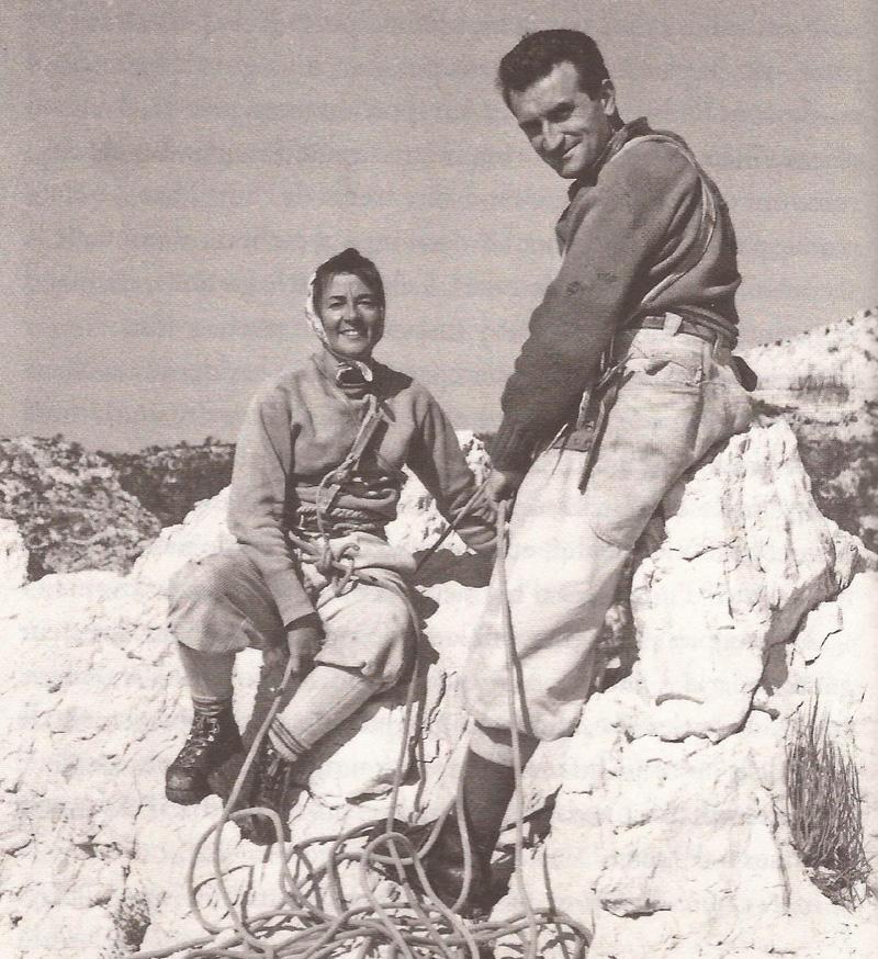 Georges et Sonia Livanos