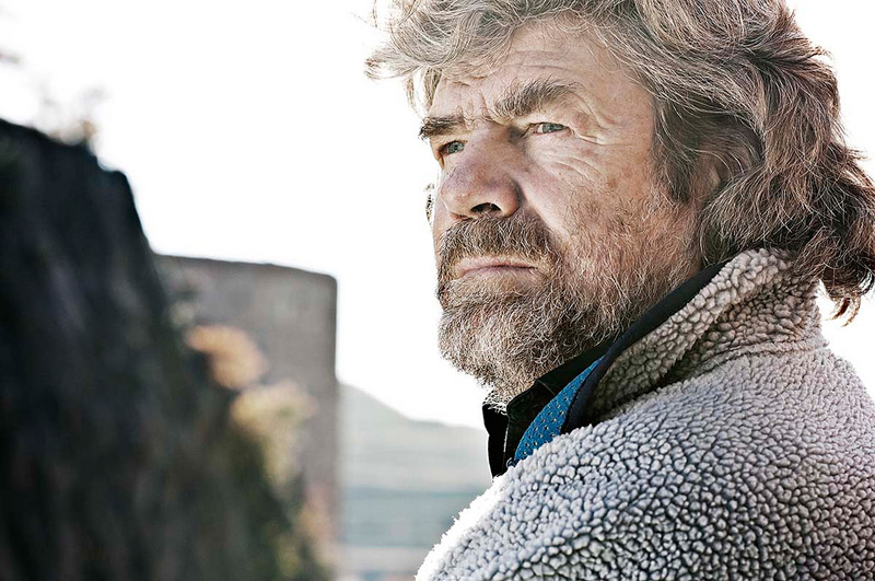 Reinhold Messner, pionnier du style alpin