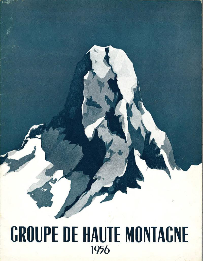 Annales du Groupe de Haute Montagne