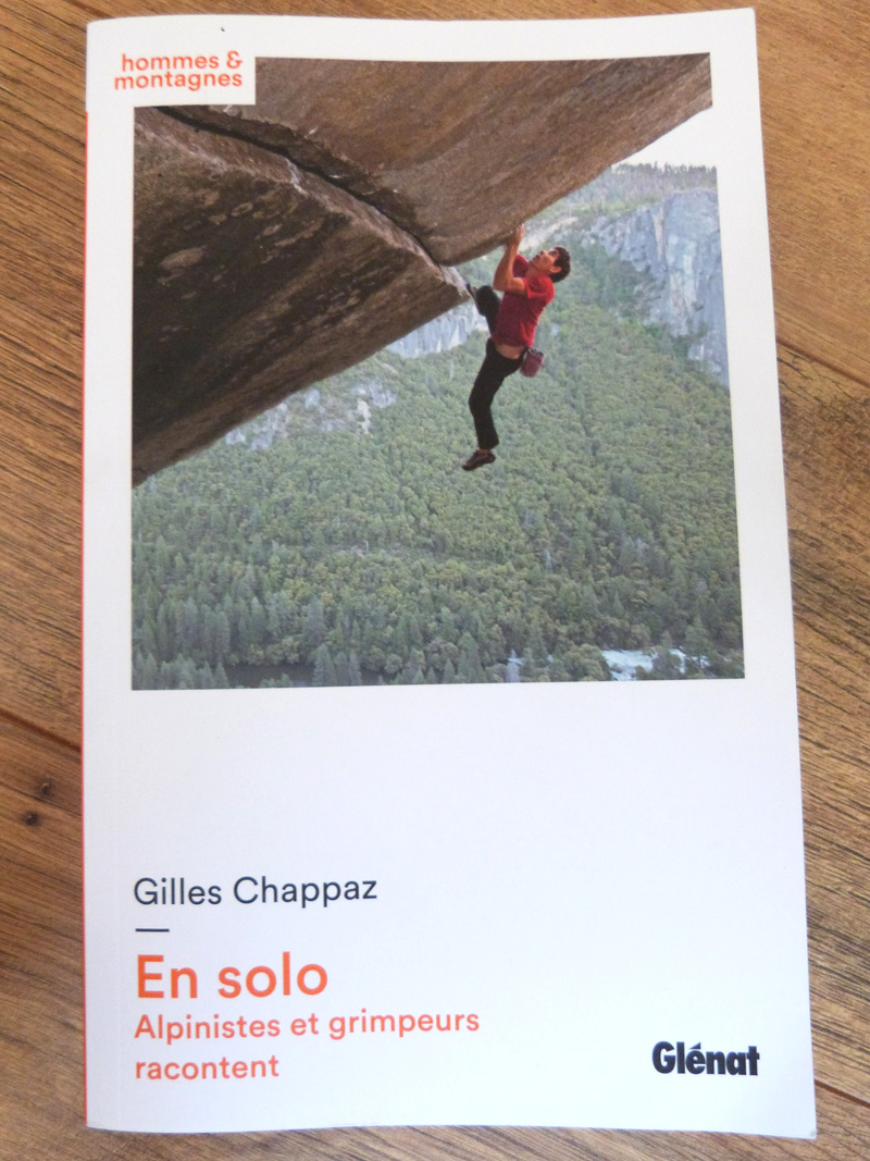 En solo - Gilles Chappaz