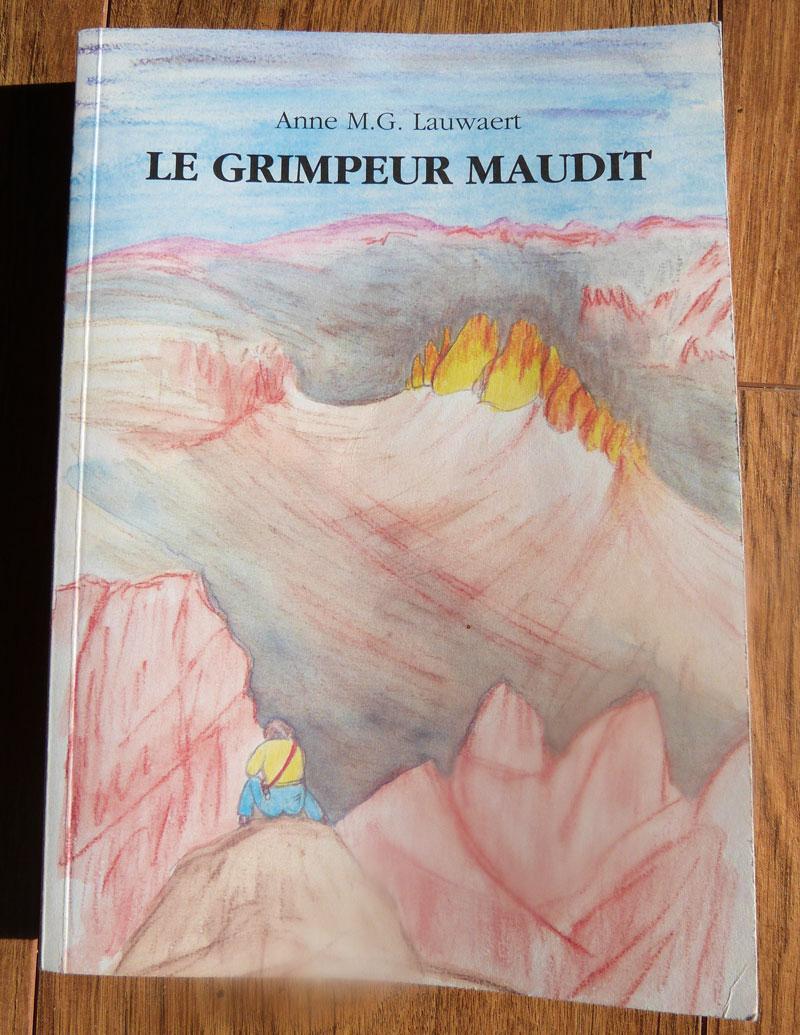 Le grimpeur maudit - Anne Lauwaert