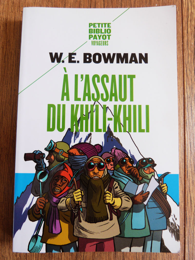 A l'assaut du Khili-khili - William Ernest Bowman