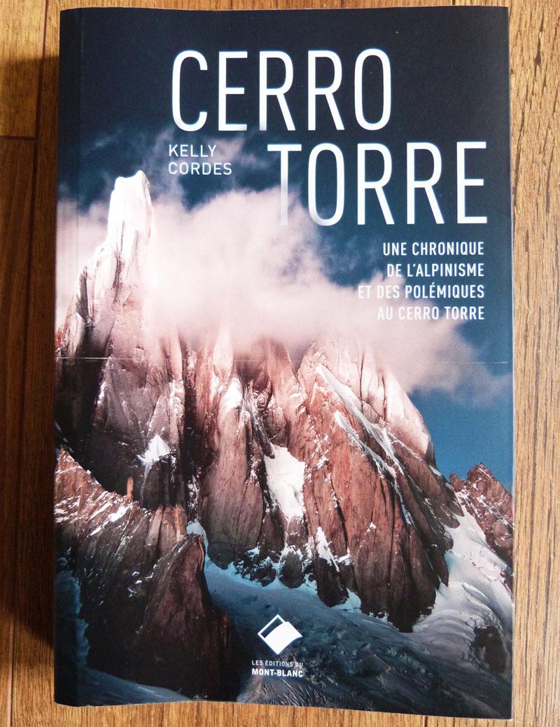 Cerro Torre // Kelly Cordes