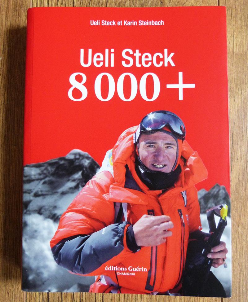 8000+ // Ueli Steck