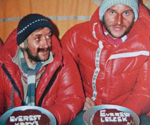 Hivernale Everest 1980